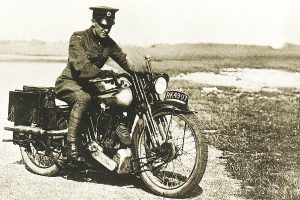How Lawrence of Arabia Changed The Camel For The Motorcycle