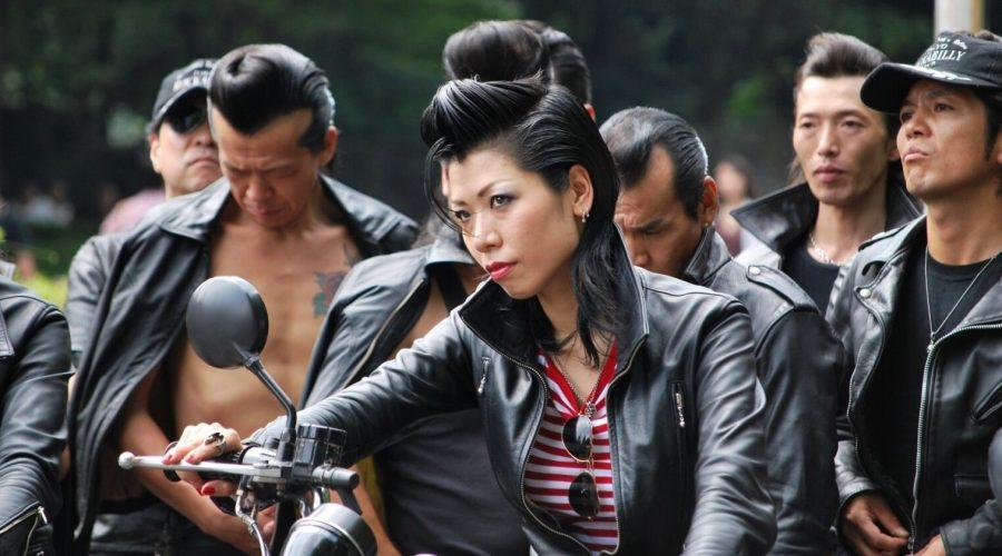 Bandas De Moteros Japonesas Bosozoku Gentleman S Pride